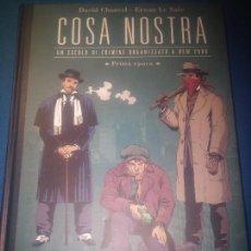 Cómics: COSA NOSTRA PLANETA ESTADO BUENO . Lote 94765755