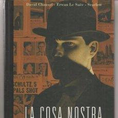 Cómics: LA COSA NOSTRA. MURDER. INC. PLANETA. (P/B77). Lote 94862743