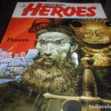 Cómics: GRANDES HEROES - PIZARRO - PLANETA COMIC. Lote 95897875