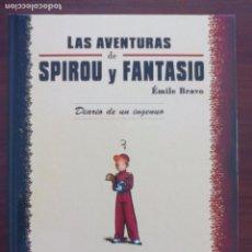 Cómics: SPIROU PLANETA DIARIO DE UN INGENUO EMILE BRAVO. Lote 95920115