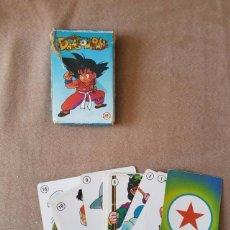 Cómics: BARAJA DE CARTAS DRAGON BALL. Lote 95929127