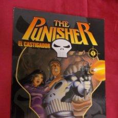 Cómics: THE PUNISHER. EL CASTIGADOR. COLECCIONABLE. Nº 1. FORUM.. Lote 96796087