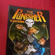 Cómics: THE PUNISHER. EL CASTIGADOR. COLECCIONABLE. Nº 12. FORUM.. Lote 96798731