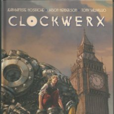 Cómics: CLOCKWERX PLANETA DEAGOSTINI. Lote 97017835