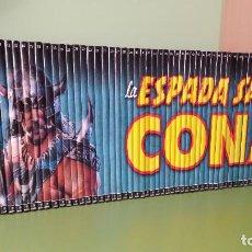 LA ESPADA SALVAJE DE CONAN COMPLETA TOMOS 1 AL 90 + REGALOS (PLANETA)