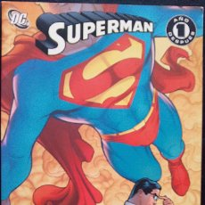 Cómics: SUPERMAN : UN AÑO DESPUÉS DE KURT BUSIEK & GEOFF JOHNS & PETE WOODS & RENATO GUEDES . Lote 97112695
