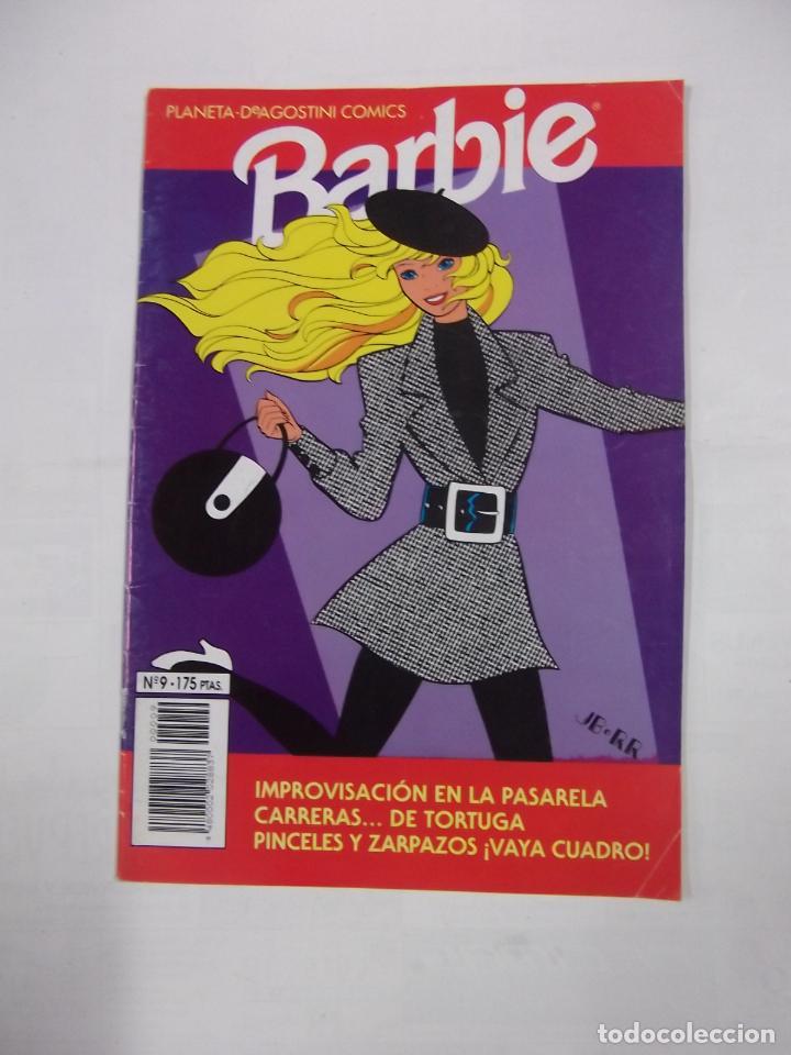 BARBIE. Nº 9. PLANETA DEAGOSTINI COMICS. TDKC29 (Tebeos y Comics - Planeta)