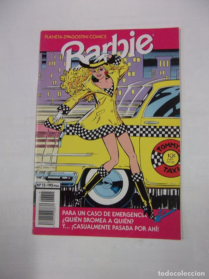 BARBIE. Nº 15. PLANETA DEAGOSTINI COMICS. TDKC29 (Tebeos y Comics - Planeta)