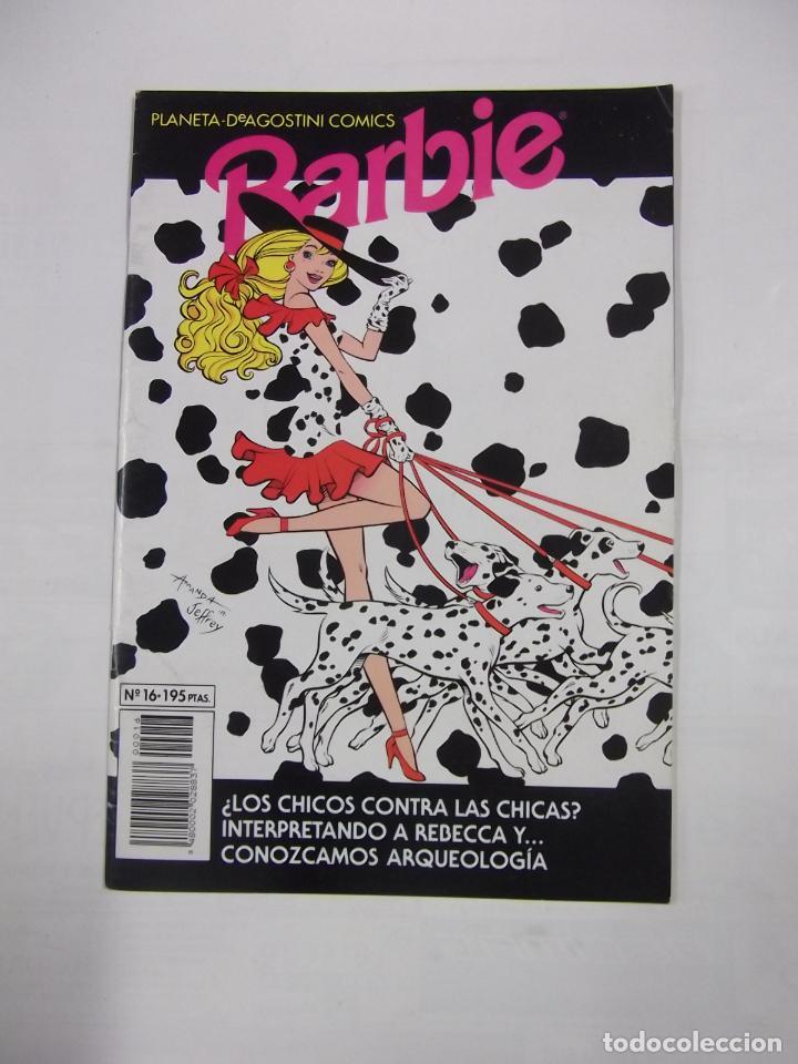 BARBIE. Nº 16. PLANETA DEAGOSTINI COMICS. TDKC29 (Tebeos y Comics - Planeta)
