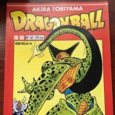 Cómics: DRAGON BALL-SERIE ROJA 14. Lote 97195280
