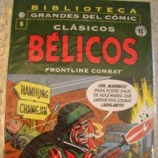 Cómics: CLÁSICOS BÉLICOS DE EC #5 (PLANETA, 2004). Lote 97803235