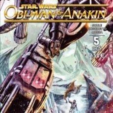 Cómics: STAR WARS: OBI-WAN Y ANAKIN - NÚMERO 5 - PLANETA - DESCUENTO 20%¡¡. Lote 97917435