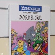 Cómics: IZNOGUD EL CRUEL Nº 10 - GOSCINNY - TABARY - PLANETA - OFERTA . Lote 98345907