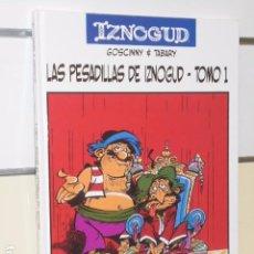 Cómics: IZNOGUD LAS PESADILLAS DE IZNOGUD TOMO 1 Nº 14 - GOSCINNY - TABARY - PLANETA - OFERTA . Lote 98345959