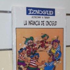 Cómics: IZNOGUD LA INFANCIA DE IZNOGUD Nº 15 - GOSCINNY - TABARY - PLANETA - OFERTA . Lote 98346007