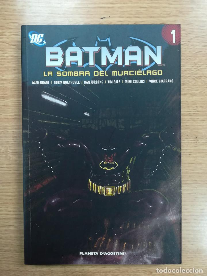BATMAN LA SOMBRA DEL MURCIELAGO #1 (Tebeos y Comics - Planeta)