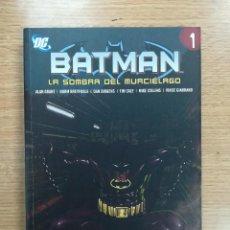 Cómics: BATMAN LA SOMBRA DEL MURCIELAGO #1. Lote 107074158