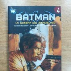 Cómics: BATMAN LA SOMBRA DEL MURCIELAGO #4. Lote 111677104