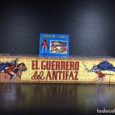 Cómics: EL GUERRERO DEL ANTIFAZ, GAGO. COMPLETA 1 AL 69, EDICIÓN DE LUJO PLANETA, 2012. NUEVOS SIN ABRIR.. Lote 98665279
