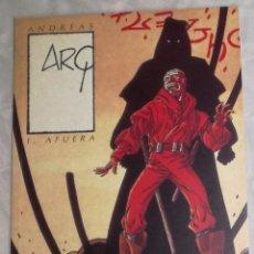 Comics: COMIC ANDREAS ARQ: 1. AFUERA - PLANETA DEAGOSTINI - OFERTAS DOCABO. Lote 98682051