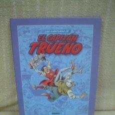 Cómics - LAS AVENTURAS DEL CAPITÁN TRUENO VOLUMEN 1 - PLANETA DEAGOSTINI - 98841507