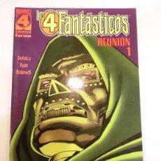 Cómics: LOS 4 FANTASTICOS REUNION - ED. PLANETA- 1997. Lote 99338998
