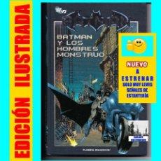 Cómics: BATMAN Y LOS HOMBRES MONSTRUO - PARTE 2 - PLANETA DE AGOSTINI - TAPA DURA - EXCELENTE. Lote 99567055