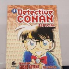Cómics: DETECTIVE CONAN ESPECIAL Nº 4 - GOSHO AOYAMA / PLANETA. Lote 296687128