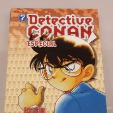 Cómics: DETECTIVE CONAN ESPECIAL Nº 7 - GOSHO AOYAMA / PLANETA. Lote 296687138