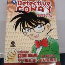 Cómics: DETECTIVE CONAN ESPECIAL Nº 9 - GOSHO AOYAMA / PLANETA. Lote 296687148
