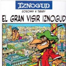 Cómics: EL GRAN VISIR IZNOGUD - GOSCINNY - TABARY - 2005 PLANETA. Lote 99797543