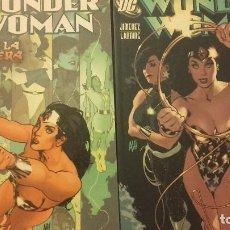 Cómics: LOTE WONDER WOMAN PHIL JIMENEZ- TOMO LA BRUJA Y LA GUERRERA + GENTE MARAVILLOSA - NORMA Y PLANETA P. Lote 99823623