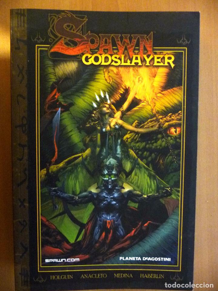 SPAWN: GODSLAYER. TOMO 1. PLANETA (Tebeos y Comics - Planeta)