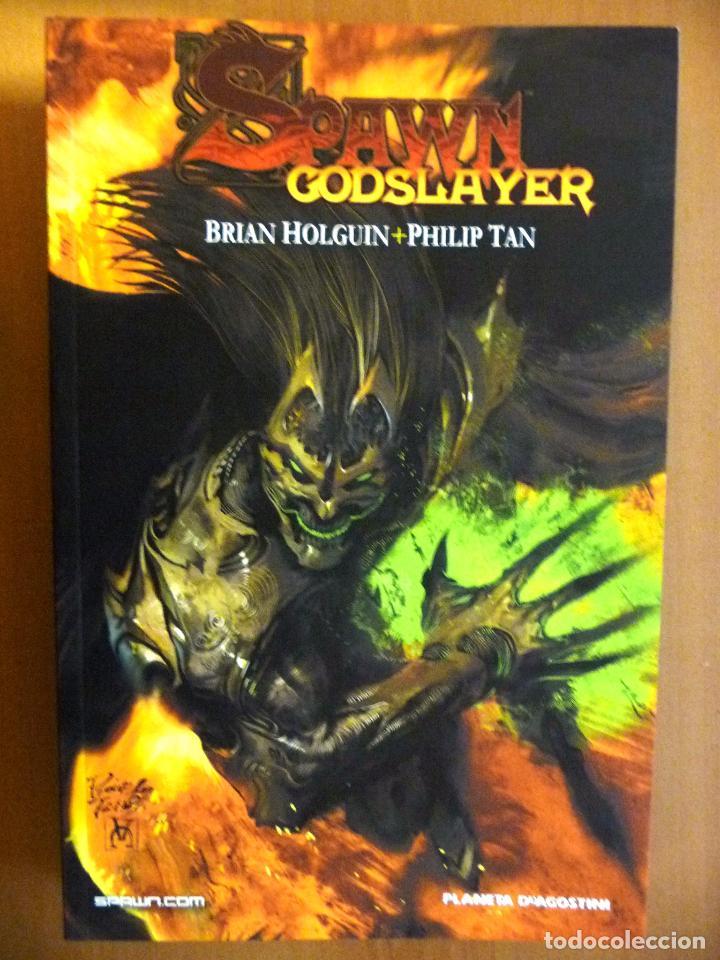 SPAWN: GODSLAYER. TOMO 2. PLANETA (Tebeos y Comics - Planeta)