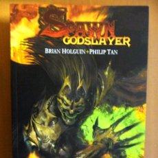 Cómics - SPAWN: GODSLAYER. TOMO 2. PLANETA - 100002095