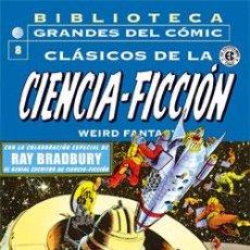 Cómics: BIBLIOTECA GRANDES DEL CÓMIC: CLÁSICOS DE LA CIENCIA-FICCIÓN DE EC Nº 08. Lote 101007775