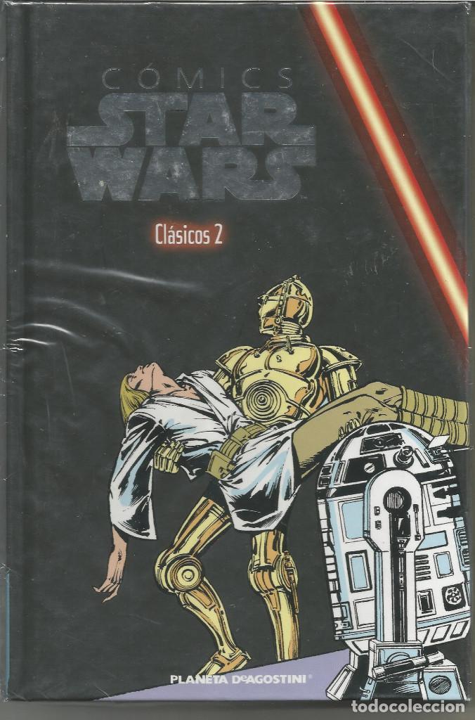 STAR WARS EDITORIAL PLANETA-DEAGOSTINI COLECCIONABLE CLÁSICOS 2 (Tebeos y Comics - Planeta)