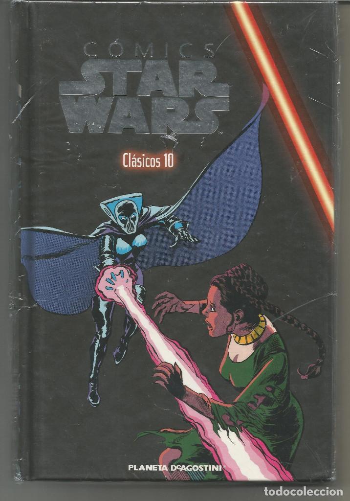 STAR WARS EDITORIAL PLANETA-DEAGOSTINI COLECCIONABLE CLÁSICOS 10 (Tebeos y Comics - Planeta)