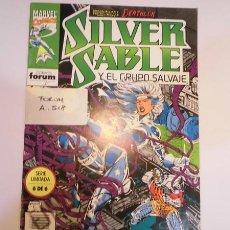 Cómics: SILVER SABLE Y EL GRUPO SALVAJE NUM 6 DE 6 - ED PLANETA- 1993. Lote 101905344