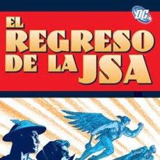 Cómics: EL REGRESO DE LA JSA (1 TOMO) PLANETA. Lote 101923647