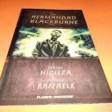 Cómics: LA HERMANDAD BLACKBURNE. PRESTIGE. COMO NUEVO.. Lote 102670471