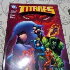 Cómics: TITANES 3 PLANETA DC. Lote 102727732