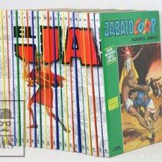 Cómics: LOTE CÓMICS - JARABATO COLOR / ALBUM NÚMEROS DEL 1 AL 20 - EDITORIAL PLANETA - AÑO 2010. Lote 103392207