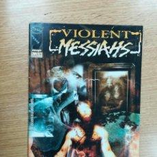Cómics: VIOLENT MESSIAHS #2. Lote 103623227