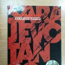 Cómics: SARAJEVO-TANGO (HERMANN). Lote 103784159