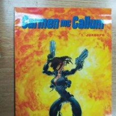 Cómics: CARMEN MC CALLUM #1 JUKURPA. Lote 103784555