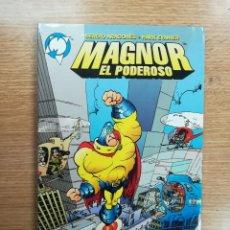 Cómics: MAGNOR EL PODEROSO (SERGIO ARAGONES). Lote 103842163