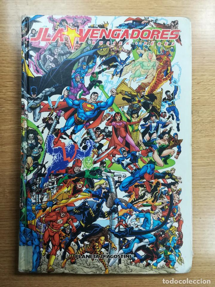 JLA VENGADORES ABSOLUTE (Tebeos y Comics - Planeta)