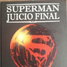 Cómics: DC PLANETA TOMO SUPERMAN JUICIO FINAL.ABSOLUTE. Lote 104183191