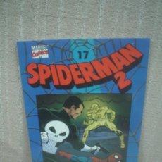 Cómics - SPIDERMAN 2 - COLECCIONABLE AZUL Nº 17 - 104285543